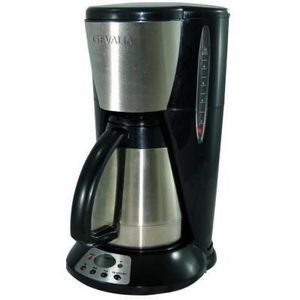 Gevalia 10-Cup Programmable Coffee Maker C84-3A Reviews Viewpoints.com