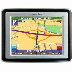 Nextar -03 Portable GPS Navigator
