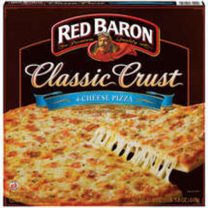 Red Baron Classic Crust 4 Cheese Pizza Reviews