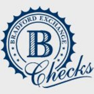 Bradford Exchange Checks