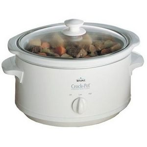 Crock-Pot 3.5-Quart Slow Cooker