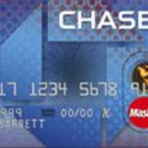 Chase - Perfectcard Mastercard