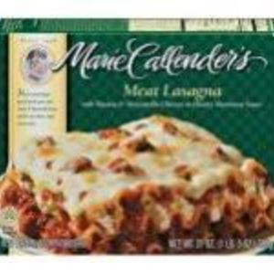 Marie Callender's Lasagne