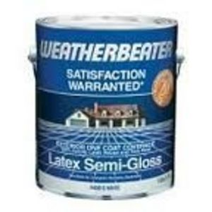 Sears Weatherbeater Paint