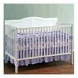 Heritage Collection 3-in-1 Convertible Crib-White