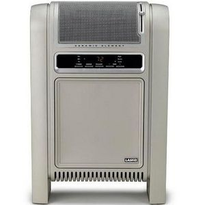 Lasko Portable Cyclonic Ceramic Heater 758000