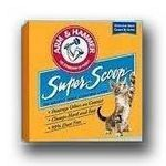 Arm & Hammer Super Scoop Clumping Litter Unscented