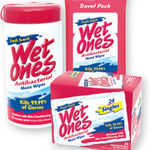Wet Ones Fresh Scent Antibacterial Moist Wipes