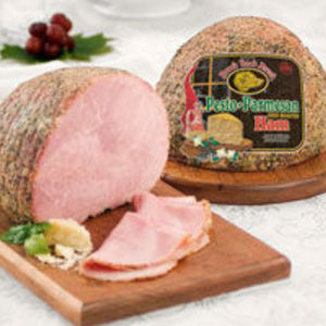 Boar's Head Pesto Parmesan Ham
