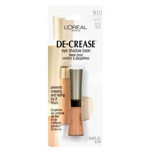 L'Oreal De-Crease Eyeshadow Base