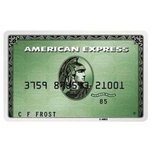 American Express - Green Credit Card