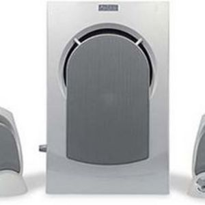 Altec Lansing - 2.1-CH PC Multimedia Speaker System