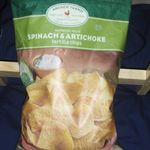 Archer Farms - Spinach & Artichoke tortilla chips