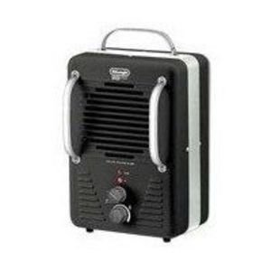 DeLonghi Portable Safeheat Compact Utility Heater
