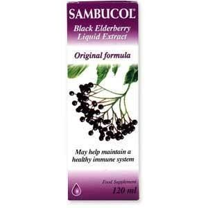 Sambucol Black Elderberry Extract - Original
