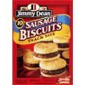 Jimmy Dean Snack Size Sausage Biscuits
