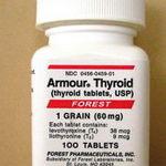 Armour Thyroid Tablets