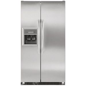 Kenmore Elite Side-by-Side Refrigerator 44423