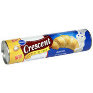 Pillsbury Garlic Butter crescent rolls