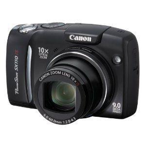 Canon PowerShot SX110 IS Digital Camera