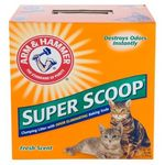 Arm & Hammer Super Scoop Fresh Scent Clumping Cat Litter