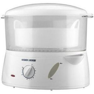 Black & Decker Handy Steamer & Rice Cooker