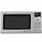 Sharp 600 Watt Microwave Oven R-203BW/ 203EW/