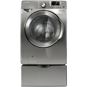 Samsung Front Load Steam Washer WF448AAP/W