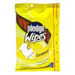 Pledge Lemon Wipes