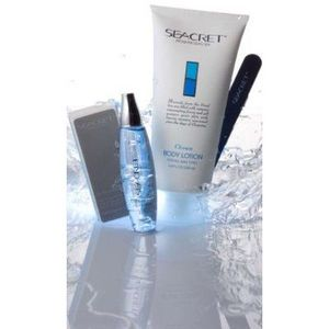 SEACRET Nail Care Collection
