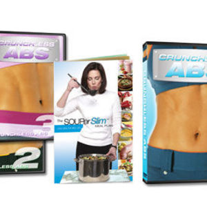 Crunchless Abs Three Workout DVD