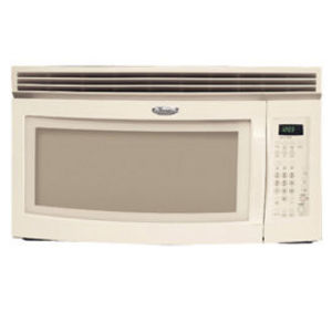 Whirlpool 1100 Watt 1.8 Cu. Ft. Over-the-Range Microwave Oven