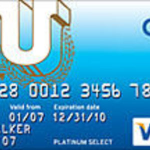 Citi - MTV U Platinum Select Visa Card for College Students