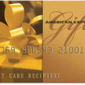 American Express - Gift Card