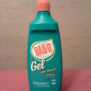 Bab-O Bab-O Gel with Bleach