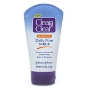 Clean & Clear Daily Pore Minimizer Scrub