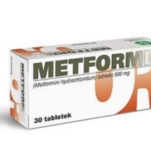 Metformin Oral Diabetes Medicine