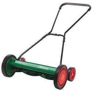 Scotts Classic 20-inch Push Reel Mower
