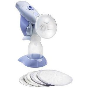 Evenflo Comfort Select Performance Single Auto-Cycling Breast Pump