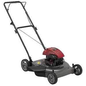 "Craftsman 5.5 hp 22"" Deck 2-n-1 Mulch-Side Discharge Push Lawn Mower"