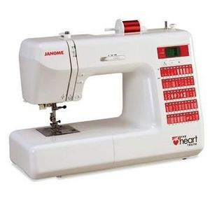 Janome Heart Truth Computerized Sewing Machine