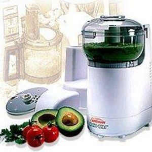 SunBeam Oskar Food Processor