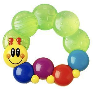 Baby Einstein teething rings