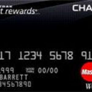 Chase - Amtrak Guest Rewards MasterCard