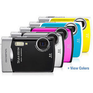 Olympus - Stylus 850SW Digital Camera