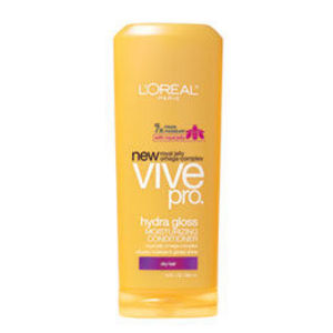 L'Oreal Vive Pro Hydra Gloss Conditioner with Royal Jelly