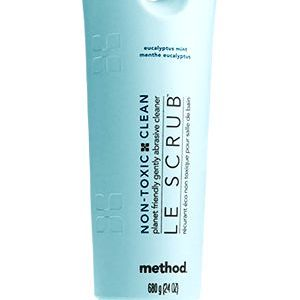 method Le Scrub Gently Abrasive Cleaner