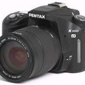 Pentax - K100D Digital Camera