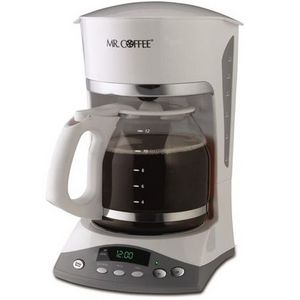 Mr. Coffee 12-Cup Digital Programmable Coffee Maker