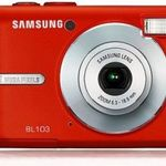 Samsung - BL103 Digital Camera